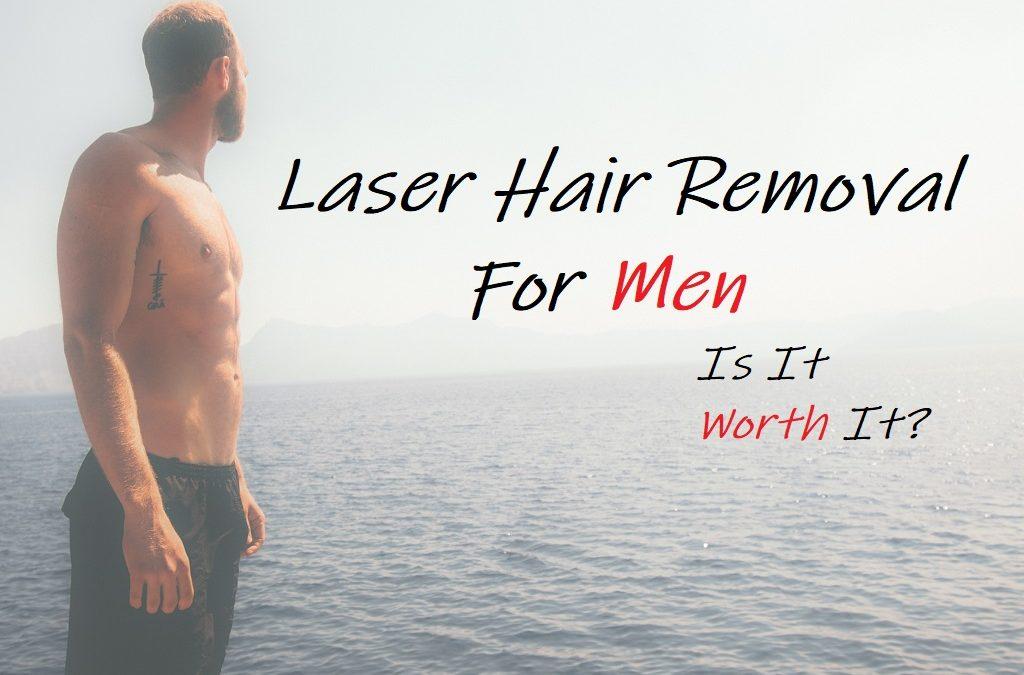 لیزر موی آقایان